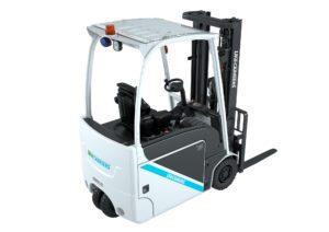TX3 Unicarriers - Chariot frontal électrique trois roues 48V