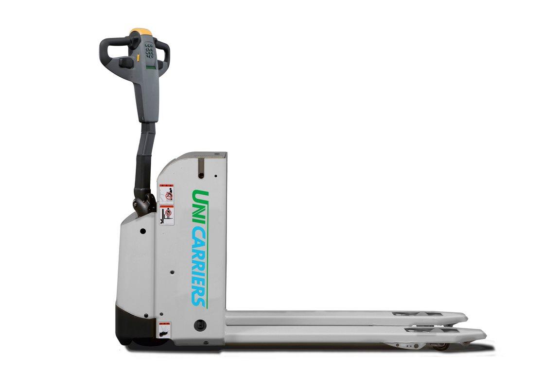 PLL - Transpalette compact et performant Unicarriers