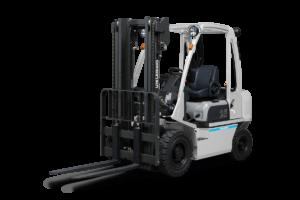 DX Unicarriers- Chariot frontal thermique Diesel et GPL