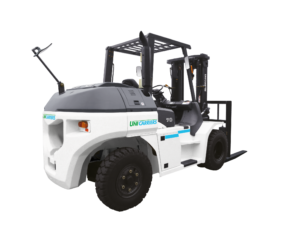 ZX Unicarriers - Chariot frontal thermique